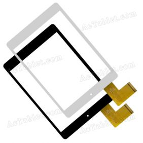 QSD E-C8037-03 02 Replacement Touch Screen Digitizer Glass Panel for 7.9 7.85 InchTablet PC