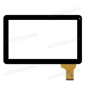 OPD-TPC0305 Digitizer Glass Touch Screen for 10.1 Inch Android Tablet PC