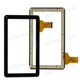 OPD-TPC0305 ERV02 Touch Screen Replacement for 10.1 Inch Android Tablet PC - Digitizer Glass Panel