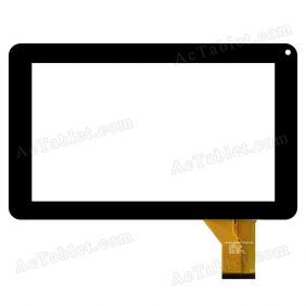 HN-0902A1-FPC03-021 Digitizer Touch Screen Replacement for 9 Inch MID Tablet PC