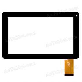 QSD E-C9008-01 Digitizer Glass Touch Screen Panel Replacement for 9 Inch A13 MID Tablet PC
