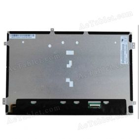 HSD101PWW2 LCD IPS Screen Display Replacement for 10.1 Inch Android Tablet PC 1280 x 800px