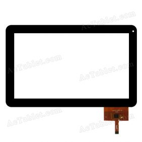 YC0141-101C-B GSL3680 Touch Screen Replacement for Serioux 10.1 Inch MID Tablet PC