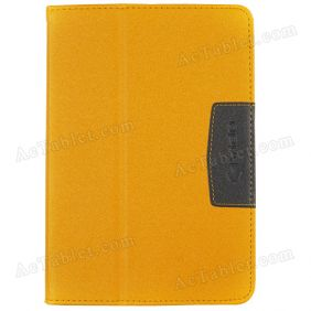 Leather Case Cover for Vido M3C MT8382 Quad Core 7.9 Inch Tablet PC