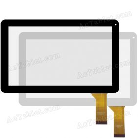 FPC-CY101050-00 Digitizer Touch Screen Panel Replacement for 10.1 Inch Tablet PC