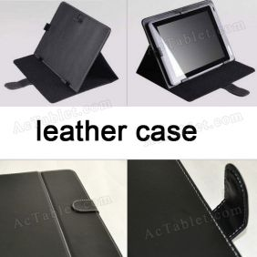 PU Leather Case Cover for KNC MD815 RK3188 Quad Core MID 8 Inch Tablet PC