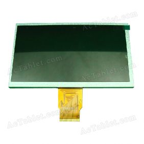 Replacement LCD Screen for Teclast A70 AllWinner A13 Tablet PC 7 Inch