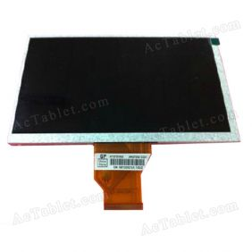 Replacement LCD Screen for Teclast P75 A31s Quad Core Tablet PC 7 Inch