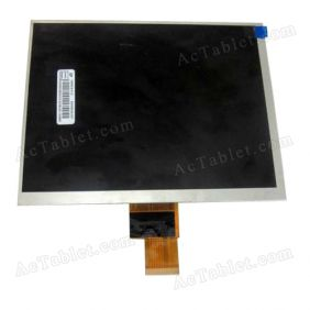 Replacement LCD Screen for Teclast A80s Quad Core A31s Tablet PC