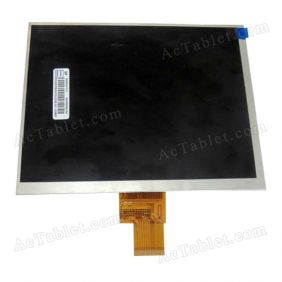 Replacement LCD Screen for Teclast P88s AllWinner A31s Quad Core Tablet PC