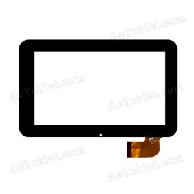 Touch Screen Replacement for Teclast A70 AllWinner A13 7 Inch MID Tablet PC