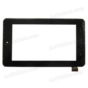 Touch Screen Replacement for Teclast P75 A31s Quad Core 7 Inch MID Tablet PC