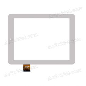 Touch Screen Replacement for Teclast P88HD Quad Core RK3188 8 Inch Tablet PC