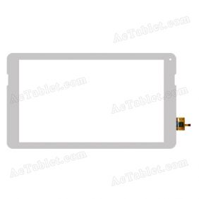"Touch Screen Replacement for Teclast P11HD RK3188 Quad Core 10.1"" Tablet DY-F-10107-V3"