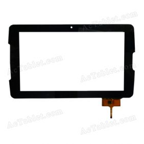 HOTATOUCH C141241A1-DRFPC143T-V1.0 Digitizer Glass Touch Screen Replacement for 9 Inch MID Tablet PC