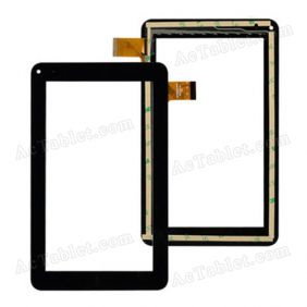 CZY6257-FPC Digitizer Glass Touch Screen Replacement for 7 Inch MID Tablet PC