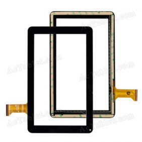 CZY6366A01-FPC Digitizer Glass Touch Screen Replacement for 9 Inch MID Tablet PC