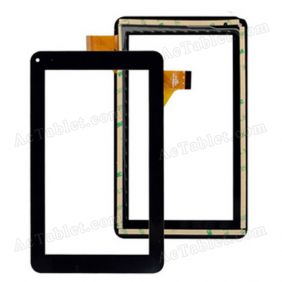 CZY6334-FPC Digitizer Glass Touch Screen Replacement for 7 Inch MID Tablet PC