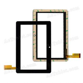 XZ028-Q88 Digitizer Glass Touch Screen Replacement for 7 Inch MID Tablet PC