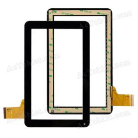 M-358-090F-2 FPC Digitizer Glass Touch Screen Replacement for 9 Inch MID Tablet PC