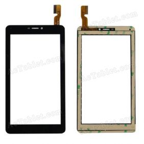 OPD-TPC0213 FPC Digitizer Glass Touch Screen Replacement for 7 Inch MID Tablet PC
