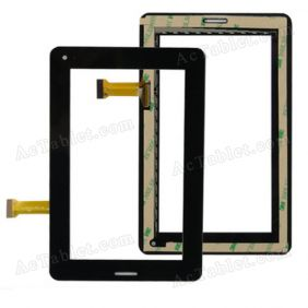 YL-CG013-FPC-A2 Digitizer Glass Touch Screen Replacement for 7 Inch MID Tablet PC