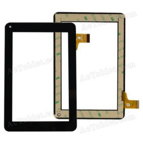 TPC0571 VER2.0 Digitizer Glass Touch Screen Replacement for 7 Inch MID Tablet PC
