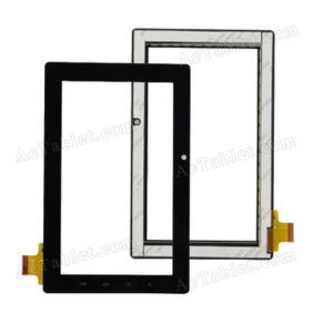 DLW-CTP-003 Digitizer Glass Touch Screen Replacement for 7 Inch MID Tablet PC