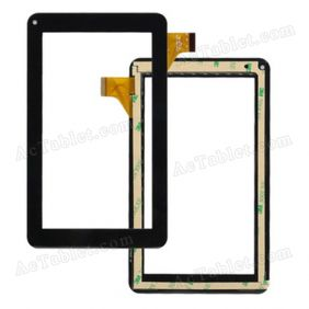 CZY6410A01-FPC Digitizer Glass Touch Screen Replacement for 7 Inch MID Tablet PC