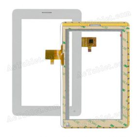 OLM-070A0023-PC Digitizer Glass Touch Screen Replacement for 7 Inch MID Tablet PC
