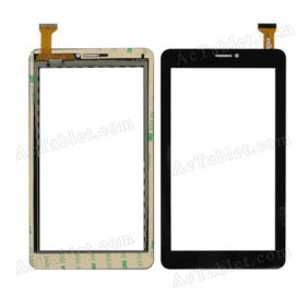 JQFP07016A Digitizer Glass Touch Screen Replacement for 7 Inch MID Tablet PC