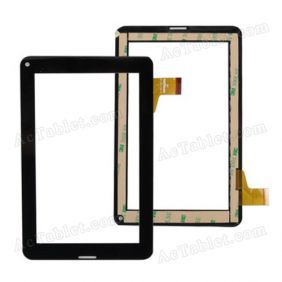 TPT-070-179X-Q Digitizer Glass Touch Screen Replacement for 7 Inch MID Tablet PC