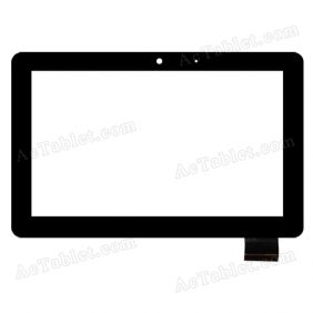 HOTATOUCH C177114A1 DRFPC053T-V2.0 Digitizer Glass Touch Screen Replacement for 7 Inch MID Tablet PC