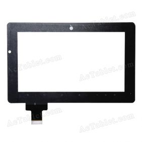 7083-B Digitizer Glass Touch Screen Replacement for 7 Inch MID Tablet PC