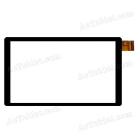 TPC0100 VER3.0 Digitizer Glass Touch Screen Replacement for 7 Inch MID Tablet PC