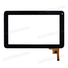 Digitizer Glass Touch Screen Replacement for i-joy Finity7 7 Inch MID Tablet PC