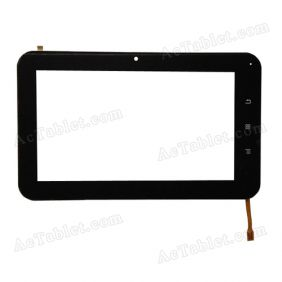FPC-TP070032-00 Digitizer Glass Touch Screen Replacement for 7 Inch MID Tablet PC