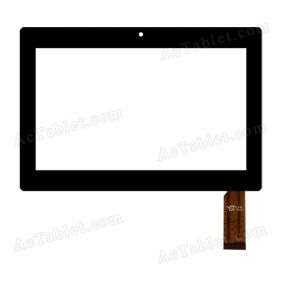 YDT1152-A1 Digitizer Glass Touch Screen Replacement for 7 Inch MID Tablet PC