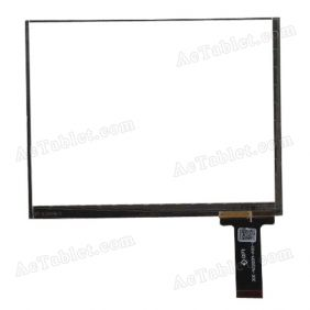 300-N2900M-A00-V1.0 Digitizer Glass Touch Screen Replacement for 7 Inch MID Tablet PC