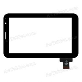 AT-C7031 Digitizer Glass Touch Screen Replacement for 7 Inch MID Tablet PC