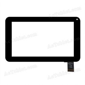 C186111A1-PG FPC681DR-04 Digitizer Glass Touch Screen Replacement for 7 Inch MID Tablet PC