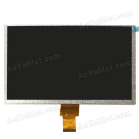LCD Screen Replacement for Zenithink C90A Allwinner A20 Dual Core HD 9 Inch MID Tablet PC