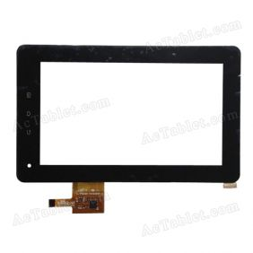 PB70TQ8034-G4 Digitizer Glass Touch Screen Replacement for 7 Inch MID Tablet PC