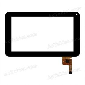 Y7Y005GT(86V)-FPC Digitizer Glass Touch Screen Replacement for 7 Inch MID Tablet PC