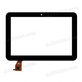 PB101A8395-R2 Digitizer Glass Touch Screen Replacement for 10.1 Inch MID Tablet PC
