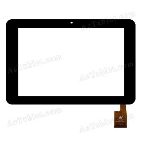 Digitizer Touch Screen Replacement for Yarvik Zania Tab462121000870 10.1 Inch Tablet PC