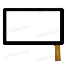 CZY6390A01-FPC Digitizer Glass Touch Screen Replacement for 7 Inch MID Tablet PC