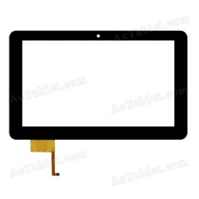 DPT 300-L3917A-E00 Digitizer Glass Touch Screen Replacement for 10.1 Inch MID Tablet PC