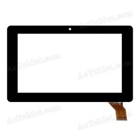 HSCTP-038 Digitizer Glass Touch Screen Replacement for 7 Inch MID Tablet PC