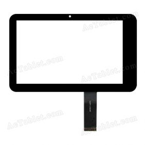 FPC3-TP70001AV1 Digitizer Glass Touch Screen Replacement for 7 Inch MID Tablet PC